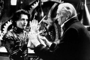 Edward Scissorhands and Vincent Pricehands