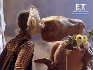 E.T's First Kiss